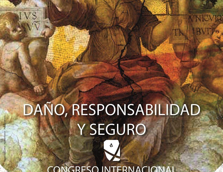 · Presentamos el cartel del Congreso Internacional del Derecho de Daños 2018